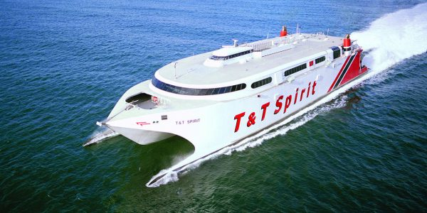 INCAT HULL 060 / 98m T&T SPIRIT