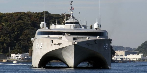 INCAT HULL 061 / 98m SWIFT
