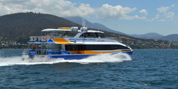 INCAT HULL 079 / 24m OCEAN WAVE